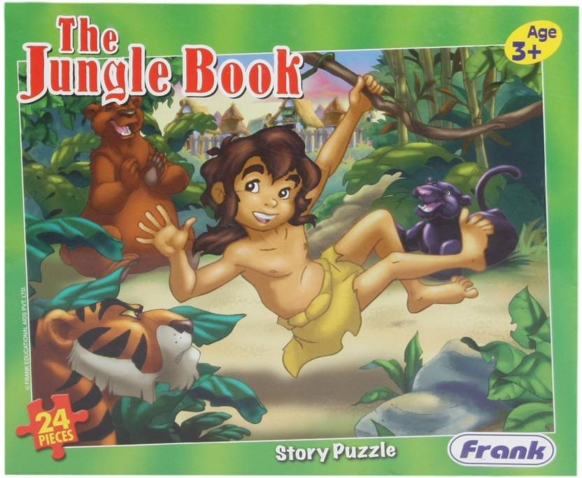 Frank The Jungle Book Story