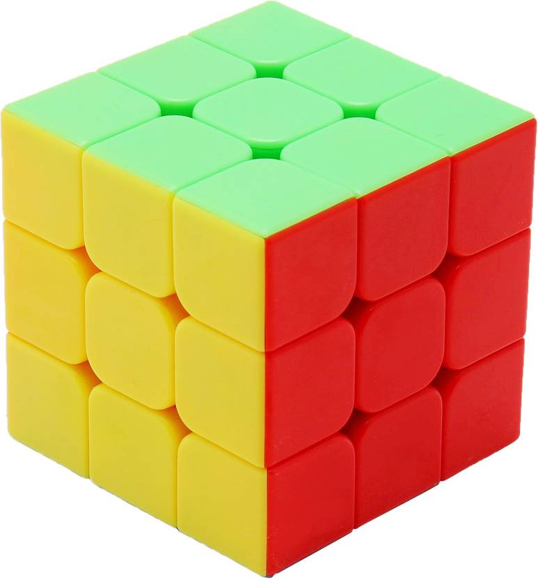 Toy Ville 3x3x3 Kung Fu Stickerless Cube