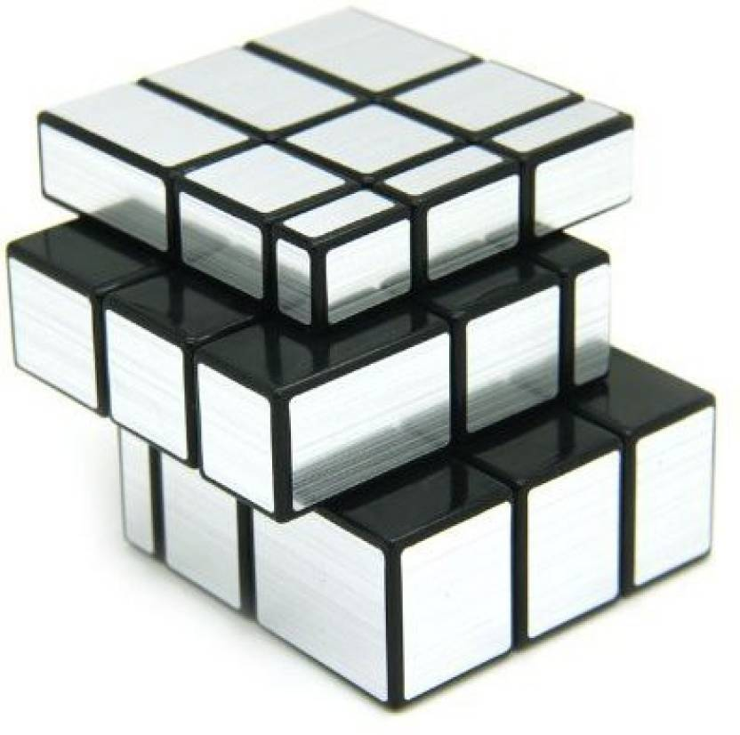 Playking 3x3 Silver Mirror Puzzle Cube