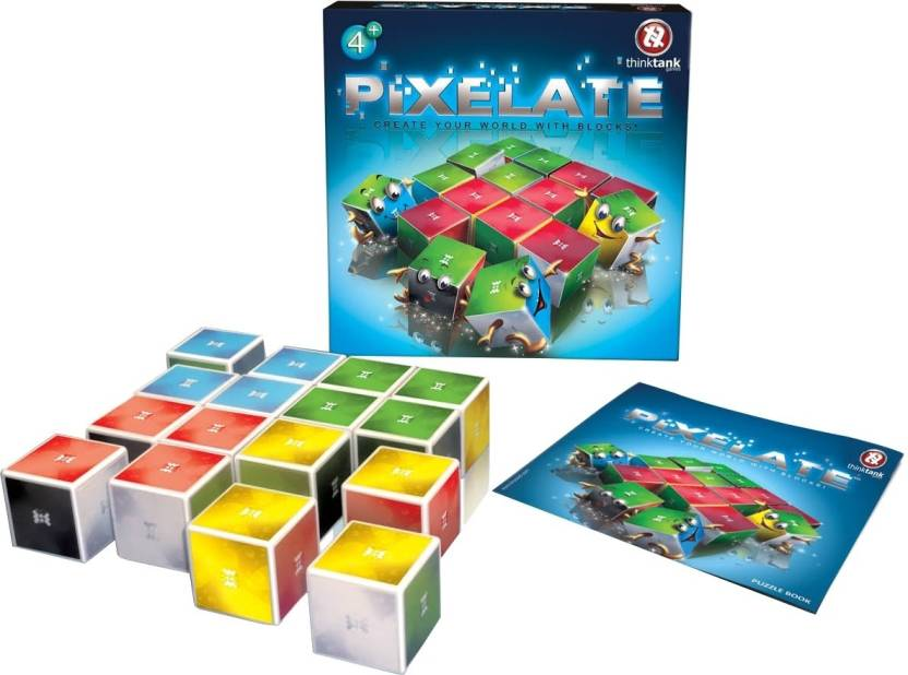 Think Tank Games Pixelate - Pixelate   shop for Think Tank Games