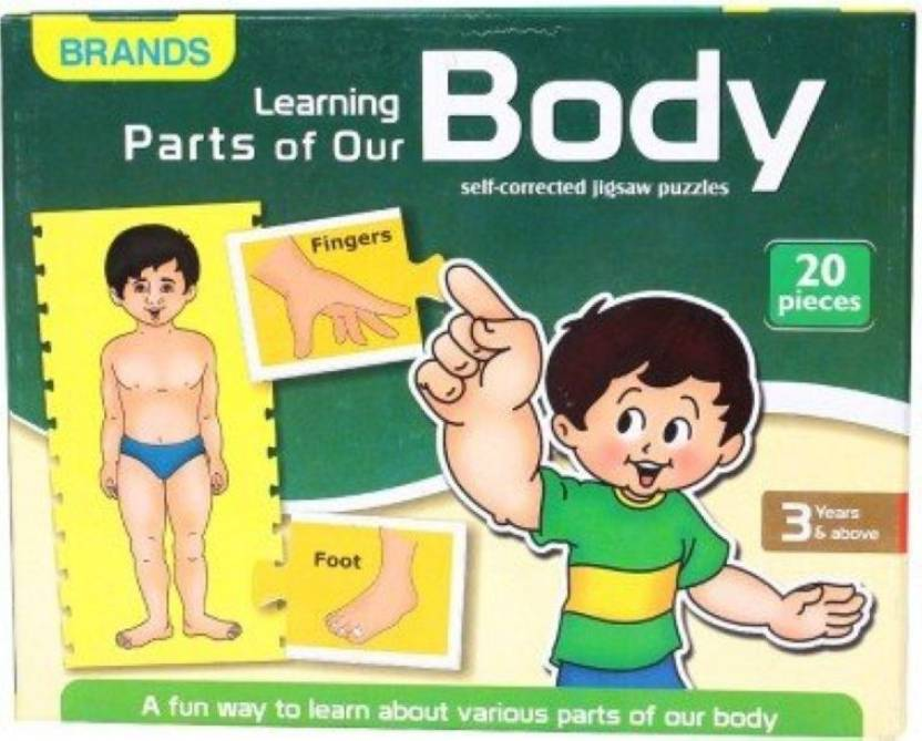 Bharat Learning Parts Of Our Body Learning Parts Of Our Body Buy