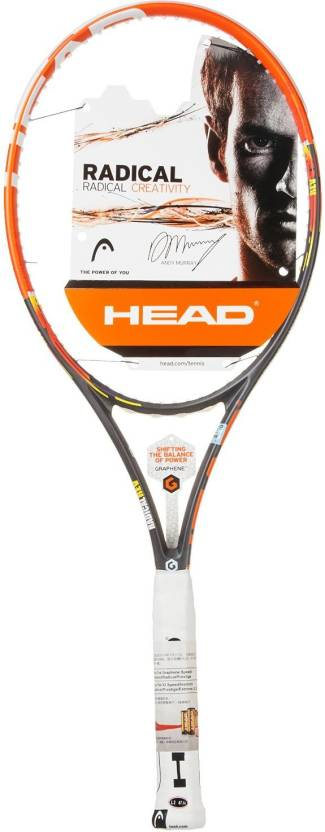 Head YouTek Graphene Radical REV Tennis Racquet G4 Unstrung Tenni...