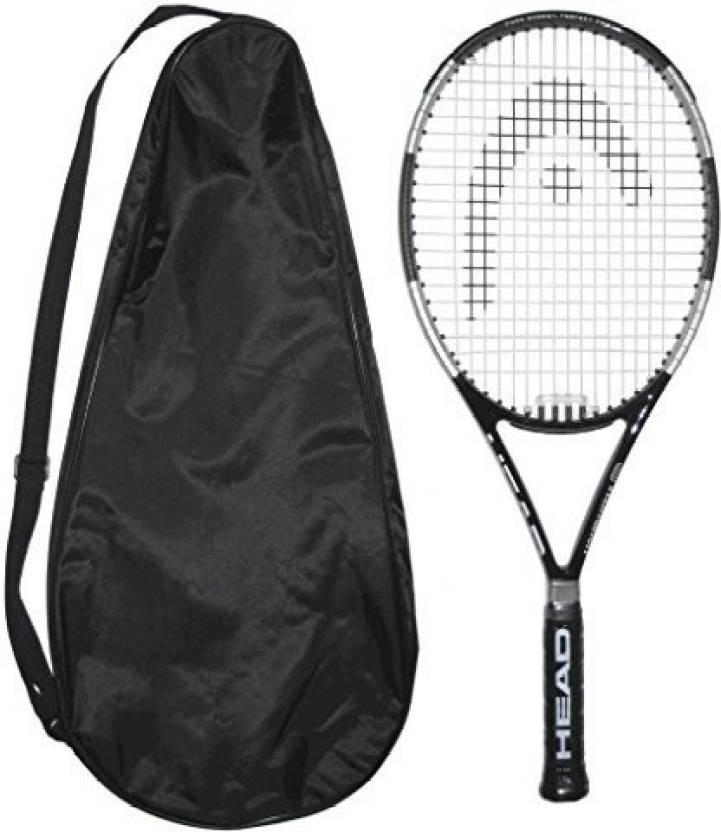 Head LiquidMetal 8 Tennis Racquet G4 Strung Squash Racquet