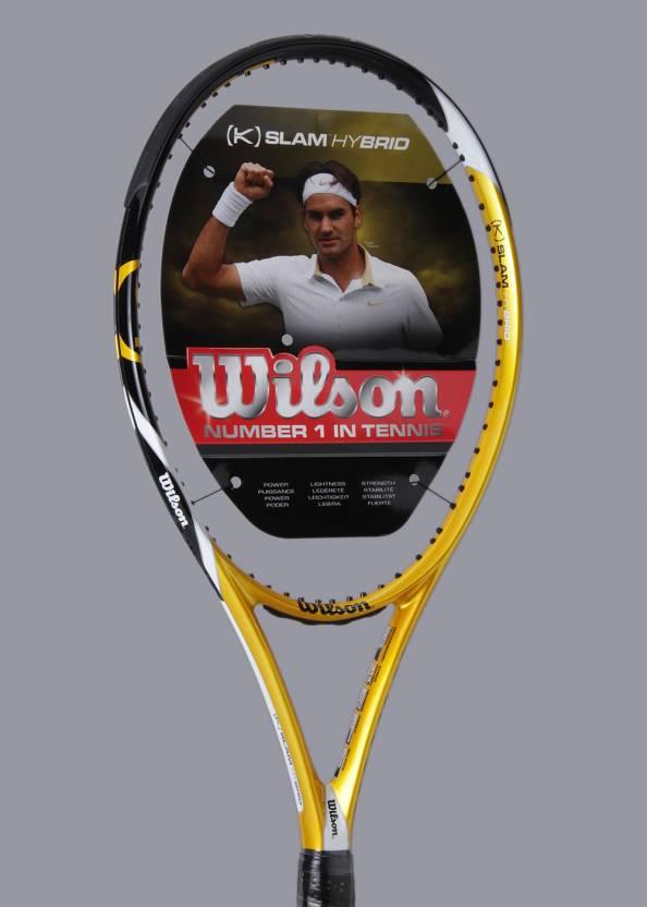 b3691d8e55 Wilson K Slam Hybrid Unstrung Tennis Racquet - Buy Wilson K Slam ...