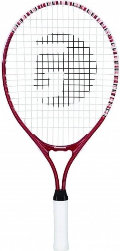 "Gamma Quick Kids Junior(21"") G4 Strung Tennis Racquet"