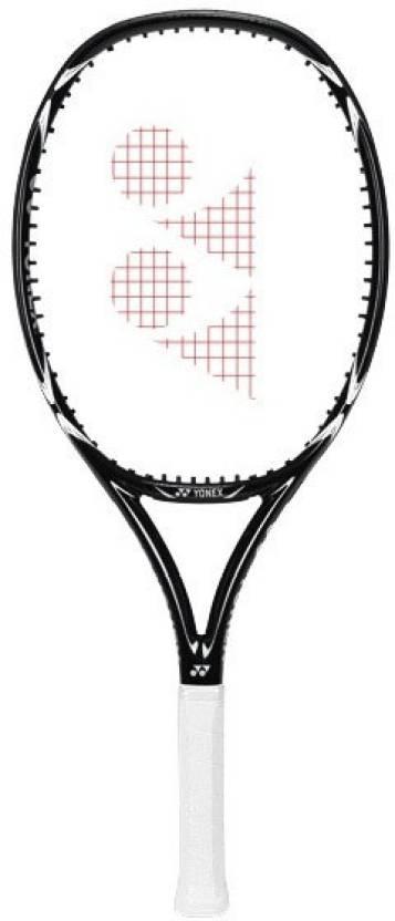 13831feb8 Yonex Ezone 26 Black Strung Tennis Racquet - Buy Yonex Ezone 26 ...