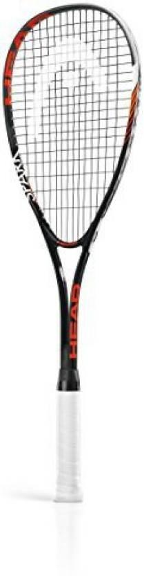 Head Spark Edge Squash Racquet G4 Strung Squash Racquet