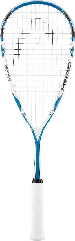 Head Microgel 125 Strung Squash Racquet (Weight - 125)