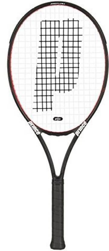 Prince Textreme Warrior 107T Tennis Racquet G4 Strung Tennis Racq...
