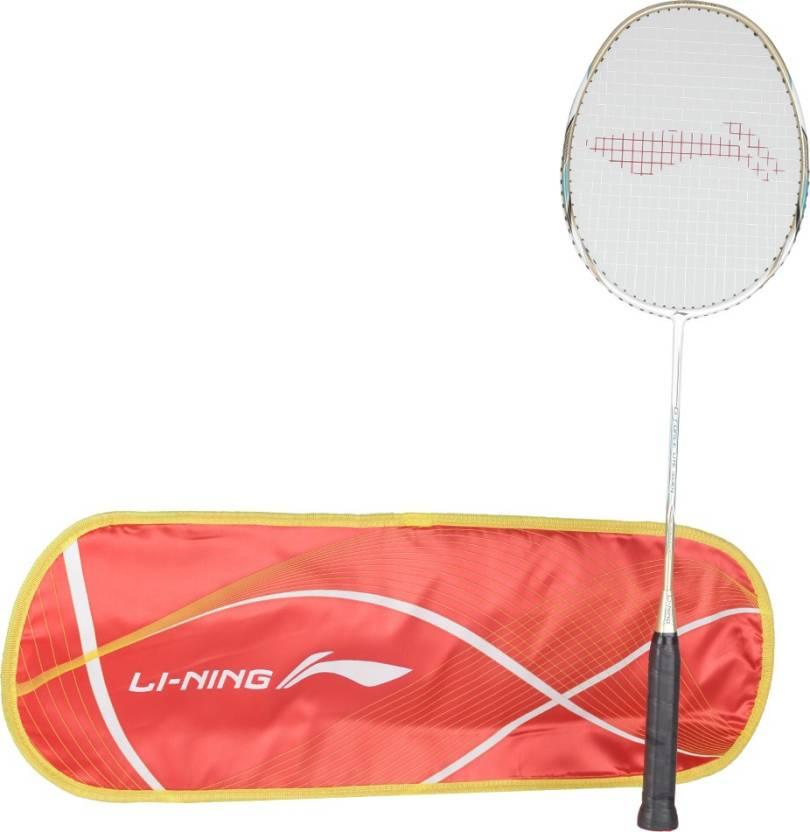 li ning gforce 3100i multicolor strung badminton racquet buy li