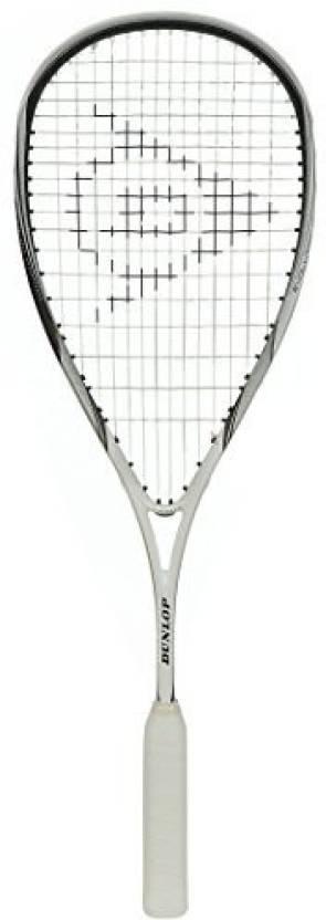 Dunlop Evolution HD Squash Racquet G4 Strung Squash Racquet