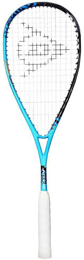 DUNLOP FORCE EVOLUTION 120 HL G4 Strung Squash Racquet
