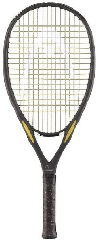 Head Intelligence I.S12 Tennis Racquet Racket G4 Strung Tennis Ra...