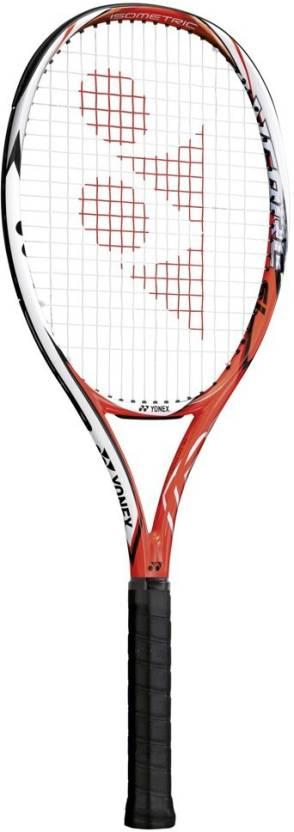 Yonex VCSI1051 Tennis Racket, Flash Orange G4 Strung Tennis Racqu...