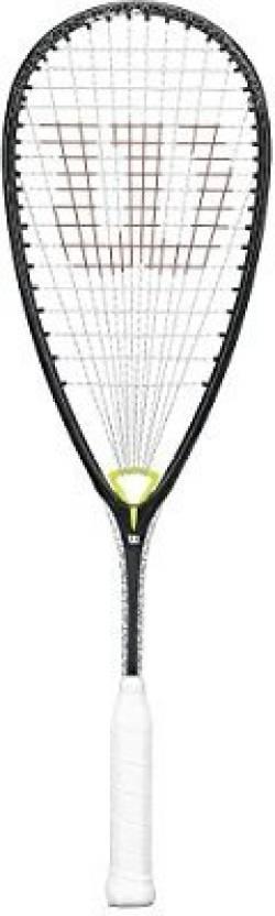 Wilson Whip 145 Squash Racquet G4 Strung Squash Racquet