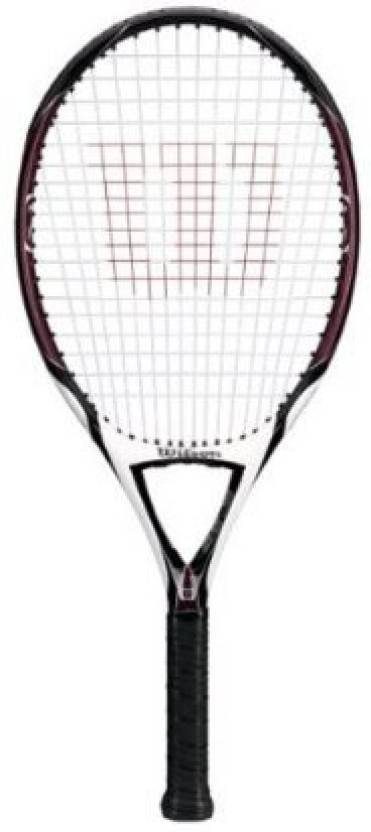 Wilson Zero Strung Performance Value Tennis Racket G4 Strung Tenn...