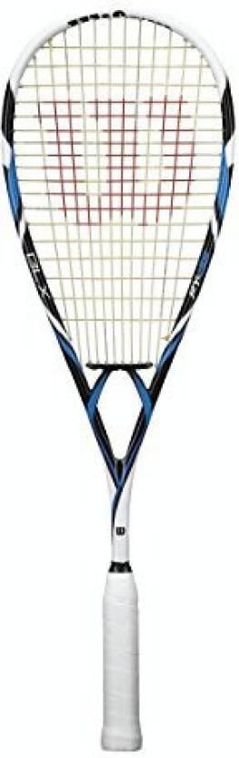 Wilson Py138 BLX Squash Racquet G4 Strung Squash Racquet
