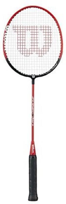 Wilson ZONE X50 Badminton Racquet G4 Strung Badminton Racquet