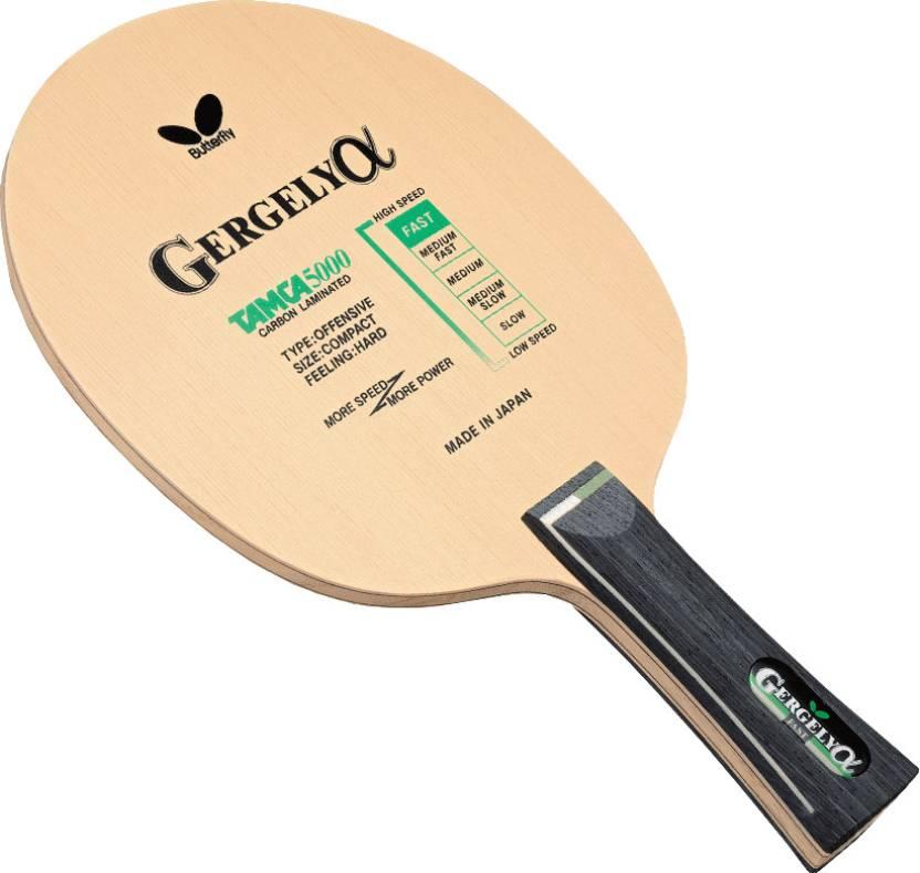 9b90fb83ed8 Butterfly Gergely Alpha FL Table Tennis Blade - Buy Butterfly ...
