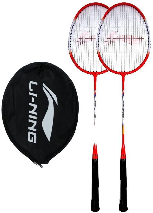 Li-Ning Smash Xp 709 g4 Strung Badminton Racquet