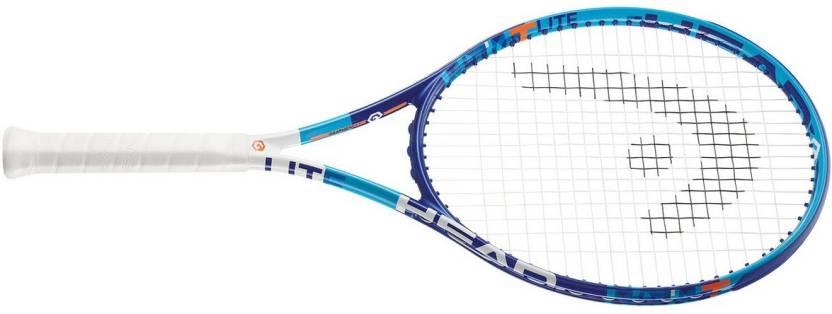 Head Graphene XT Instinct Lite G4 Strung Tennis Racquet
