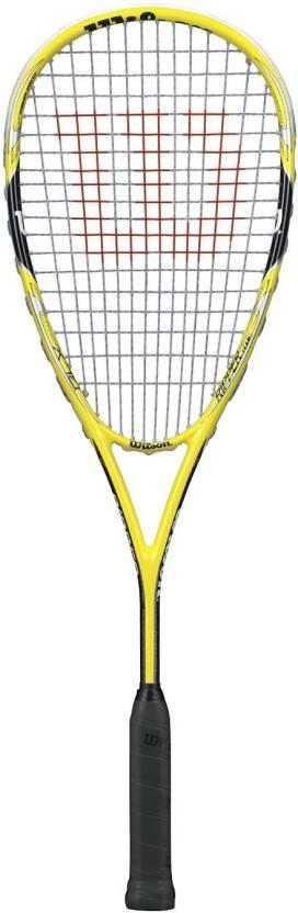 Wilson Ripper Team Squash Racquet G4 Strung Squash Racquet