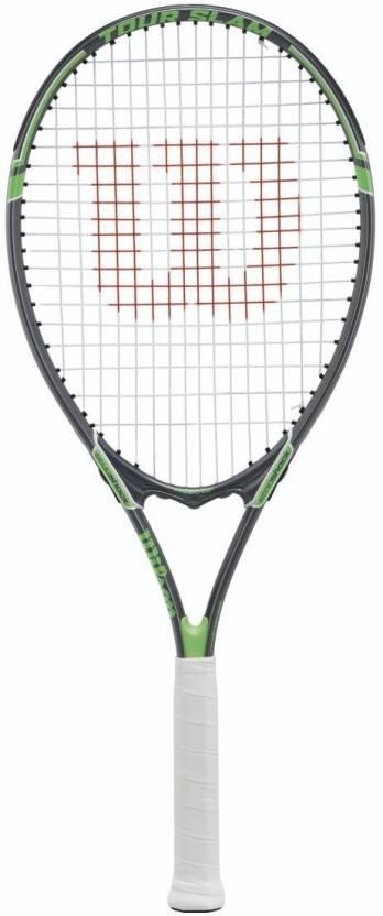 Wilson Tour Slam Strung Tennis Racquet G4 Strung Tennis Racquet