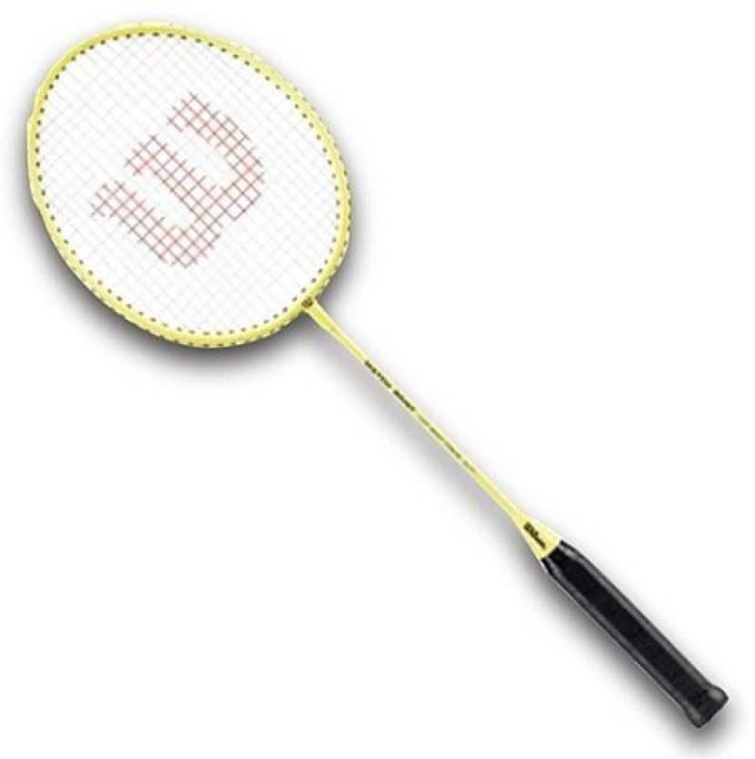 Wilson Matchpoint Badminton Racket G4 Strung Badminton Racquet