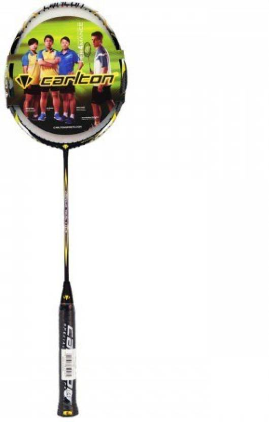 Carlton Vapour Trail 10.3 Badminton Racket 3 1/3 Strung Badminton...