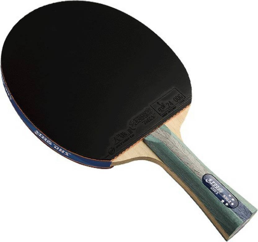 DHS R5002 Multicolor Table Tennis Racquet - Buy DHS R5002 Multicolor ... 283f74511d04c