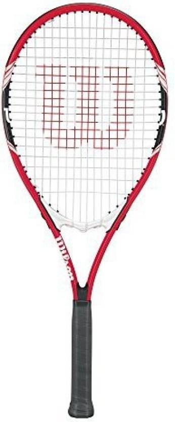 Wilson Federer Tennis Racquet G4 Strung Tennis Racquet