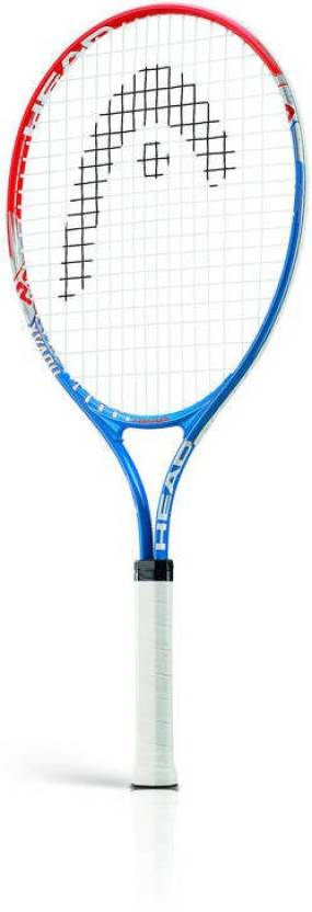 Head Novak 25 Strung Tennis Racquet
