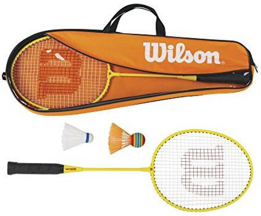 Wilson Junior Badminton Kit G4 Strung Badminton Racquet