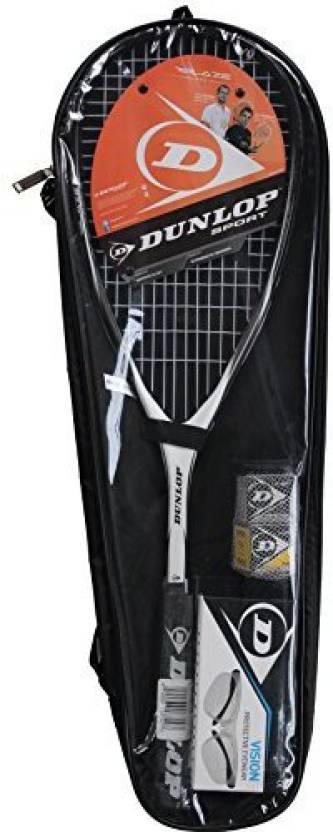 Dunlop Squash Court Pack G4 Strung Squash Racquet