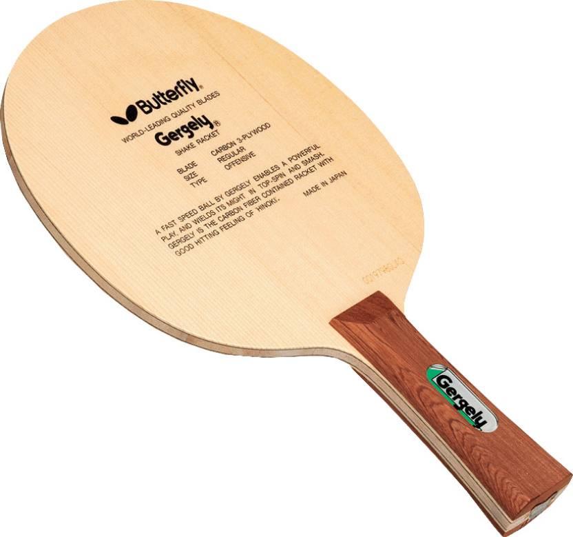 a7b5d9e8b6e Butterfly Gergely FL Table Tennis Blade - Buy Butterfly Gergely FL ...