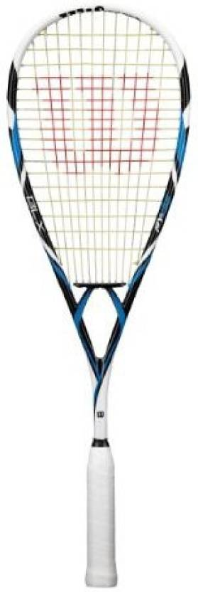 Wilson PY 138 BLX Squash Racquet G4 Strung Squash Racquet