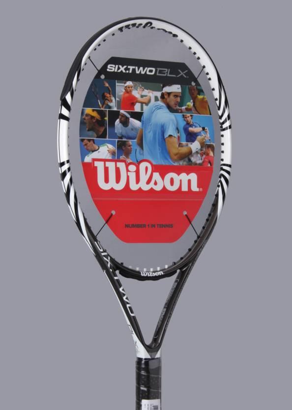 f08a79ed85 Wilson BLX Six Two 110 Unstrung Tennis Racquet - Buy Wilson BLX Six ...