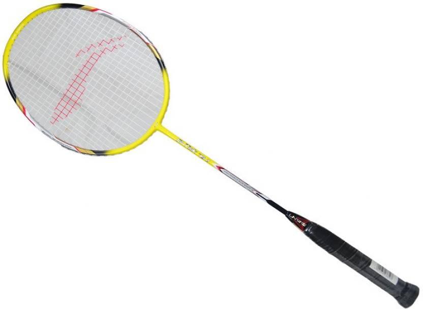li ning g tek 70 ii multicolor unstrung badminton racquet buy li