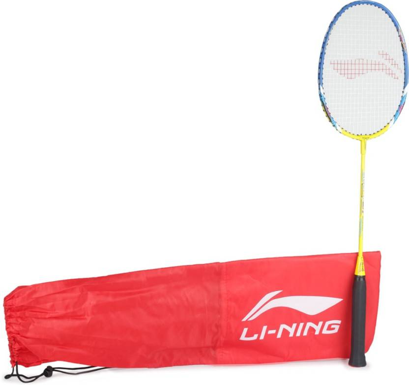 Li-Ning XP 60 II S2 Strung  (Multicolor, Weight - 85 g)