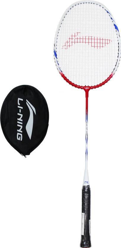 li ning smash xp 809 multicolor strung badminton racquet buy li