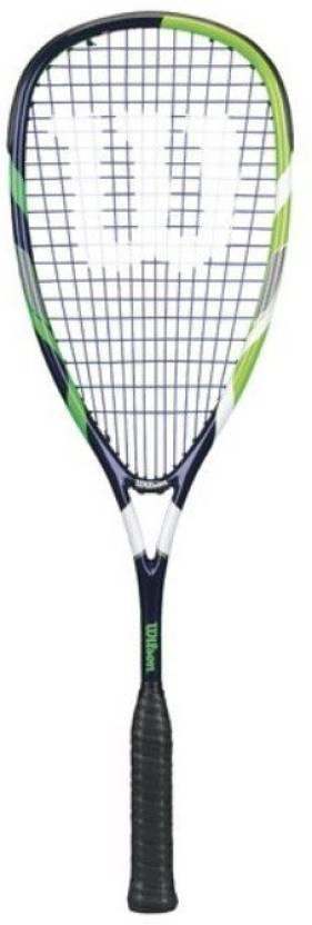 Wilson Sledge Hammer Squash Racquet G4 Strung Squash Racquet