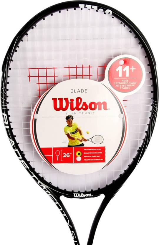 Wilson Blade 26 Strung Tennis Racquet