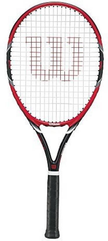 Wilson Federer Team 105 Tennis Racquet G4 Strung Tennis Racquet