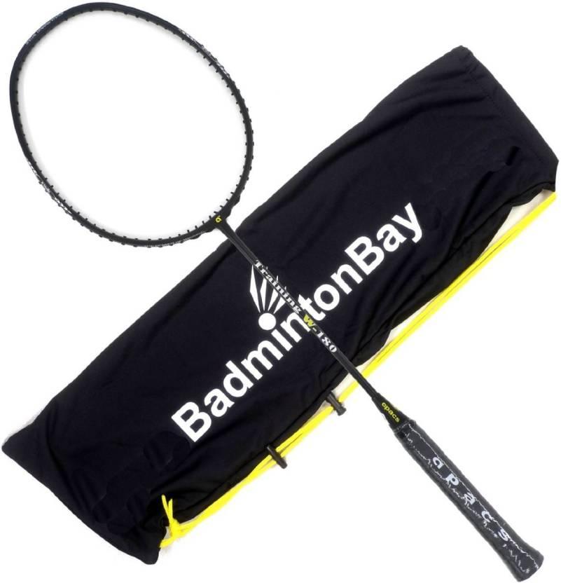 Apacs Training W-180 Badminton Racket G4 Unstrung Badminton Racqu...