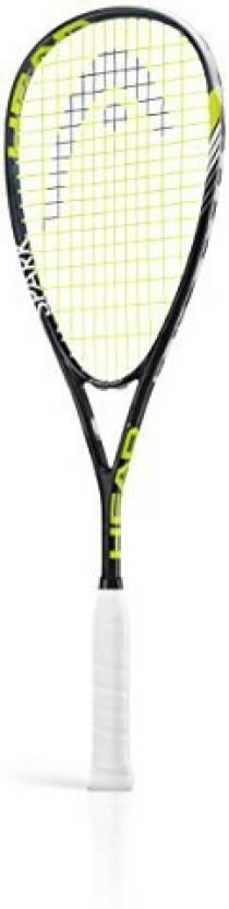 Head Spark Pro Squash Racquet G4 Strung Squash Racquet