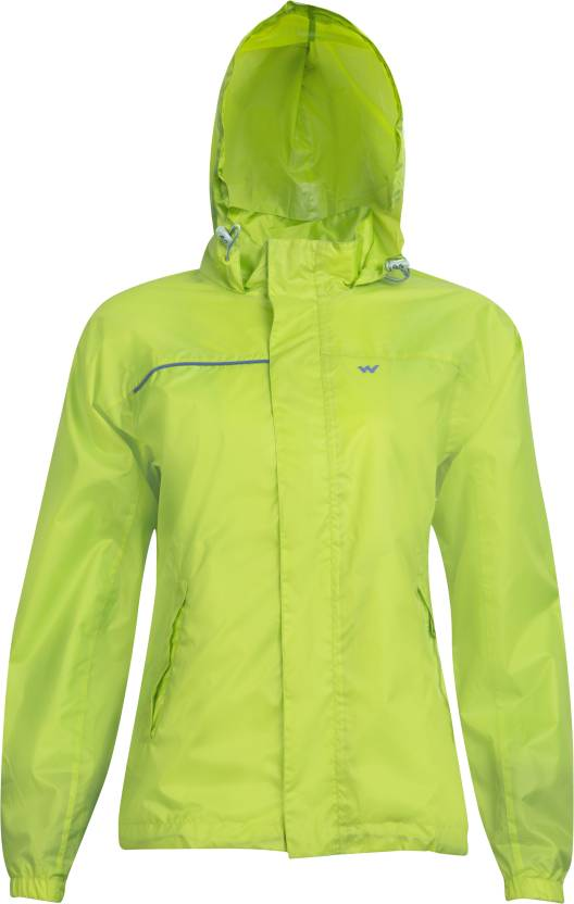 25127a67d Wildcraft Solid Women's Raincoat