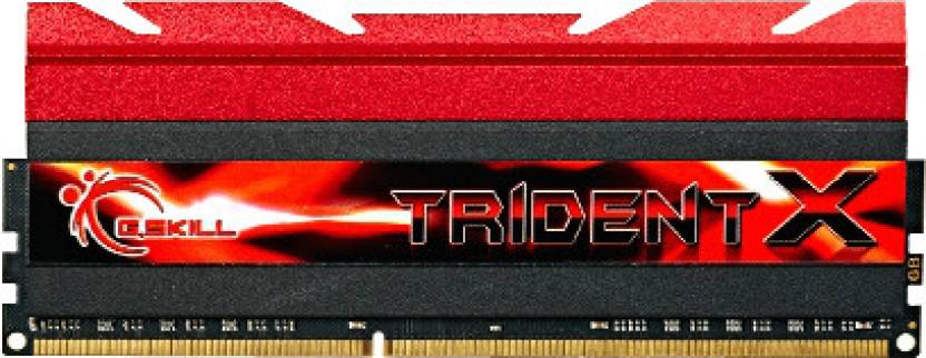 G.Skill TridentX DDR3 8 GB (2 x 4 GB) PC RAM (F3-2400C10D-8GTX)
