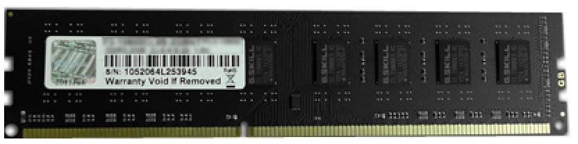 G.Skill NK DDR3 2 GB PC DRAM (F3-10666CL9S-2GBNT)