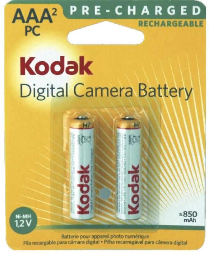 Kodak (Pre-Charged) K3ARPC-2 (1482454)