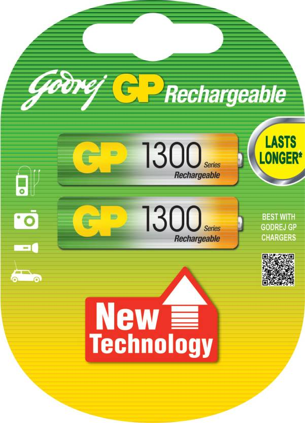 Godrej GP ReCyko AA(4 Pcs - Pre-Charged)